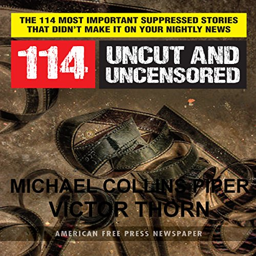 114 Uncut and Uncensored audiobook cover art