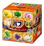 バブ 6つの香り お楽しみBOX 40g×48