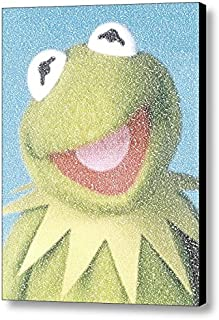 Kermit The Frog Muppets Quotes Mosaic AMAZING Framed 9X11 Limited Edition w/COA