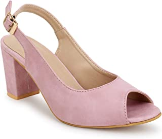 SCENTRA BOSSLADY9 Pink Heel