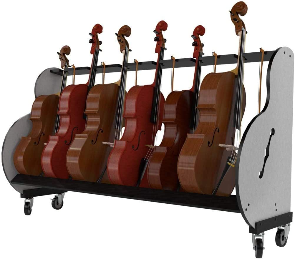 The outlet Band Room Cello Storage For Music Transport Classroom Cart Dedication
