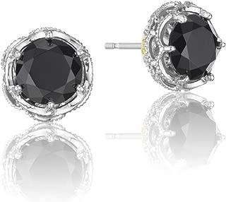 tacori crescent earrings