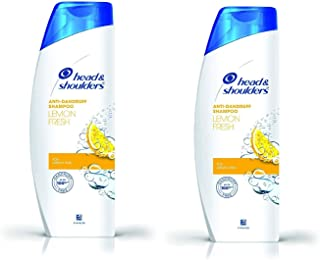 Head & Shoulders Anti Dandruff Lemon Fresh Shampoo 170ml (pack of 2)