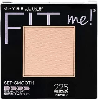 Maybelline Fit Me Pressed Powder Medium Buff 225