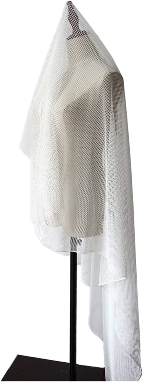HEMOTONE Vintage Max 77% OFF Bridal Veil with Bride Comb Two-Tier Ladies High quality new Wed