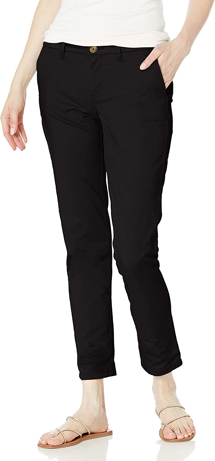 Tommy Hilfiger Women's Relaxed Fit Hampton Chino Pant (Standard and Plus Size)
