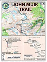 John Muir Trail (Tom Harrison Maps)