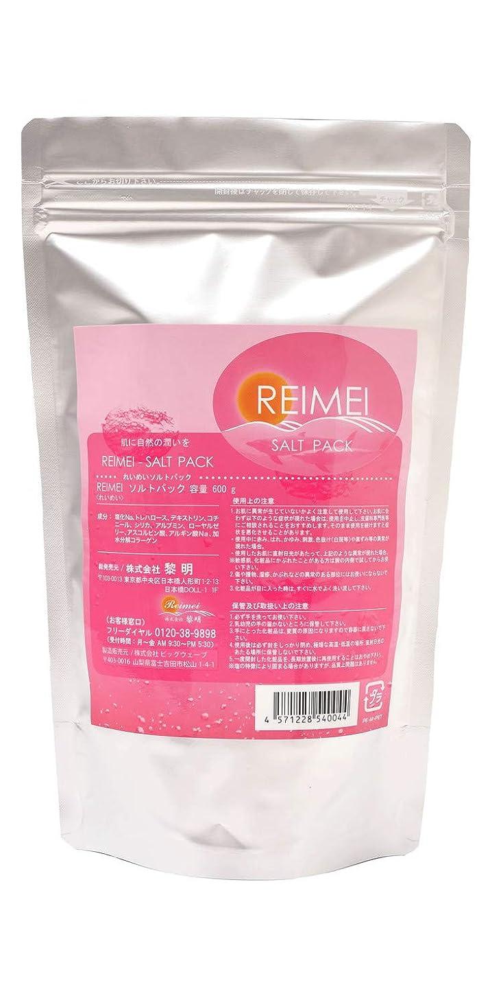 発送デンプシーカウボーイ【reimei】毛穴専用ソルトエステ ソルト?パック 600g