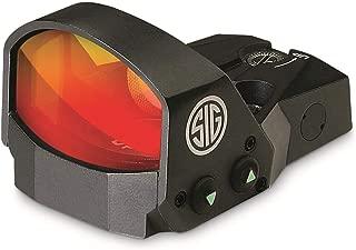 Sig Sauer Romeo 1 Mini Reflex 1x30mm 3 MOA Red Dot 1.0 MOA Handgun