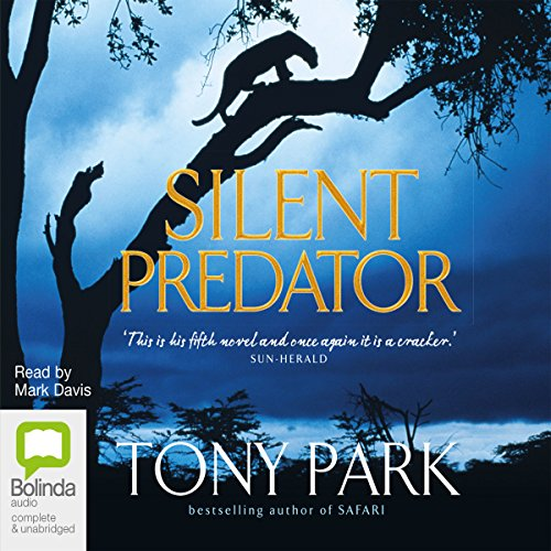 Silent Predator  audiobook cover art