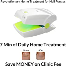 Highly Effective Rechargeable Nail Fungus Laser Treatment Device for Onychomycosis Cure. This Instrument is for Home use and Treats Nail Fungus and infections. Easy use and Fast Results.