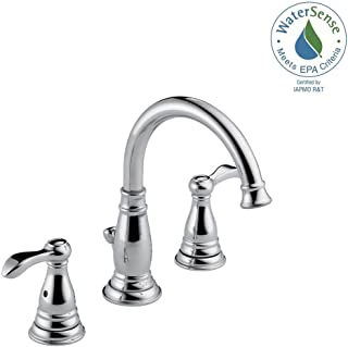 Delta Porter 8 in. Widespread 2-Handle Bathroom Faucet in Chrome