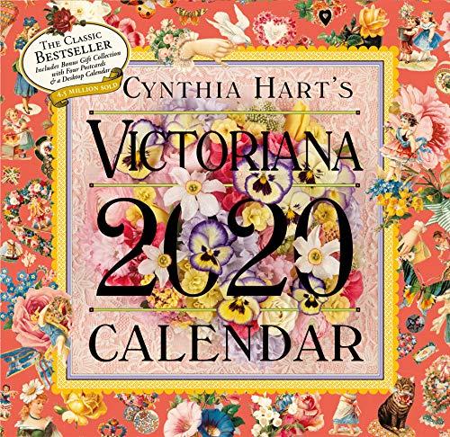 Cynthia Hart's Victoriana Wall Calendar 2020