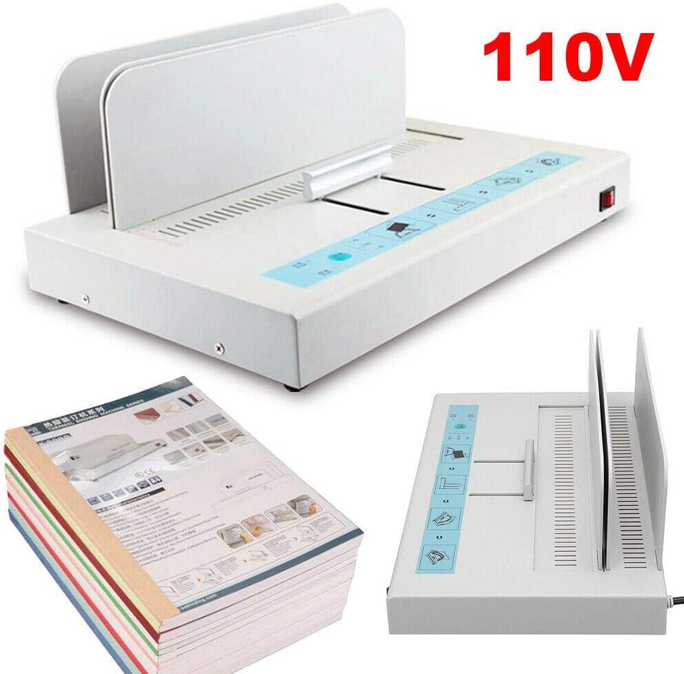 Hot Melt Binding Mail order cheap Machine 110V 50mm Popularity Electric Sheet Envelo Desktop