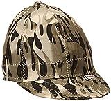 Comeaux Caps 118-2000R-7-1/4 Deep Round Crown Caps, 7 1/4', Assorted Prints
