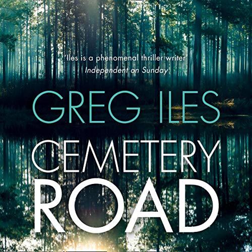 Cemetery Road audiobook cover art