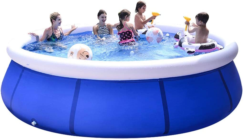 Max 67% OFF Bathtub Children Time sale Swimming Pool Round Family Large Paddling