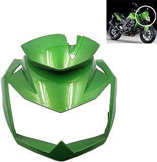 For Kawasaki Z750 Z-750 Front Head Fairing Cowl Nose Cowl 2007-2012,Green