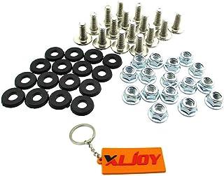 Bolt Motorcycle Hardware YAM-1010004G Partial Plastics Fastener Kit