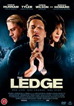 The Ledge - Region2 Import -by Matthew Chapman with Charlie Hunnam and Patrick Wilson . 10 pcs in stock