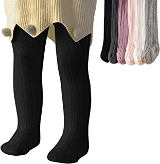 Verlike Baby Toddler Girls Tights Cotton Leggings Pants for Infant Girl Stockings