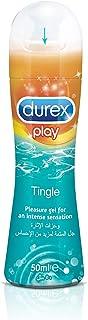 Durex Play Tingle Lube - 50ml Gel
