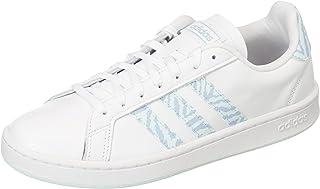 Adidas GRAND COURT TENNIS SHOES For Women, ftwr white, 41 1/3 EU