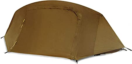 CATOMA US Military Camping Backpacking Tent EBNS with Pole Stakes & Rainfly