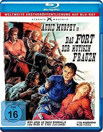 Das Fort der mutigen Frauen (Guns of Fort Petticoat) [Blu-ray]