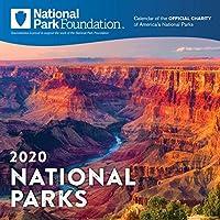 National Park Foundation 2020 Calendar