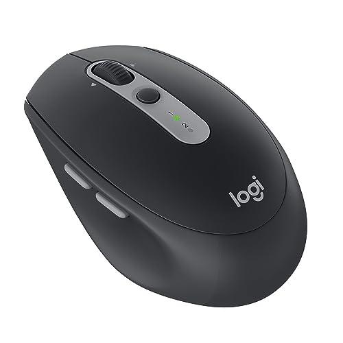 Logitech Silent M590 - Ratón inalámbrico (con Bluetooth, para Varios Dispositivos para Windows/
