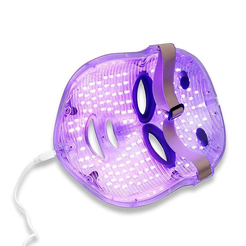 結婚ラメ故障中光線療法機械皮の再生装置LEDカラーマスクの心配,White