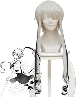 Telacos Land of The Lustrous Ghost Quartz Cosplay Wig Cosplay Costume Hair