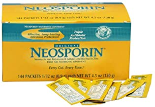 Neosporin - 65371 Ointment 1/32 oz, Pack of 144