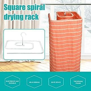 95sCloud - Tendedero para Ropa de Cama, Ropa de Cama, Perchas para secar, tendedero, radiador, secador de Ropa, Ideal para secar Ropa de Cama