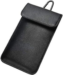 Faraday Bag RFID Cell Phone Signal Blocking/Jammer Pouch Bag Anti-Spying/Tracking/Radiation GPS Shielding Passport Sleeve/...
