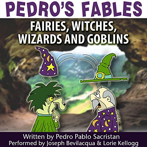 Pedro's Fables cover art