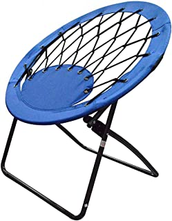 Impact Canopy 460060060-VC, Lightweight Portable Folding Indoor and Outdoor Use, Royal Blue Web Bungee Chair