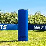 Net World Sports Saco de Placaje de Rugby/Fútbol Americano PVC (Variedad de Tamaños) (Grande, Jóvenes)