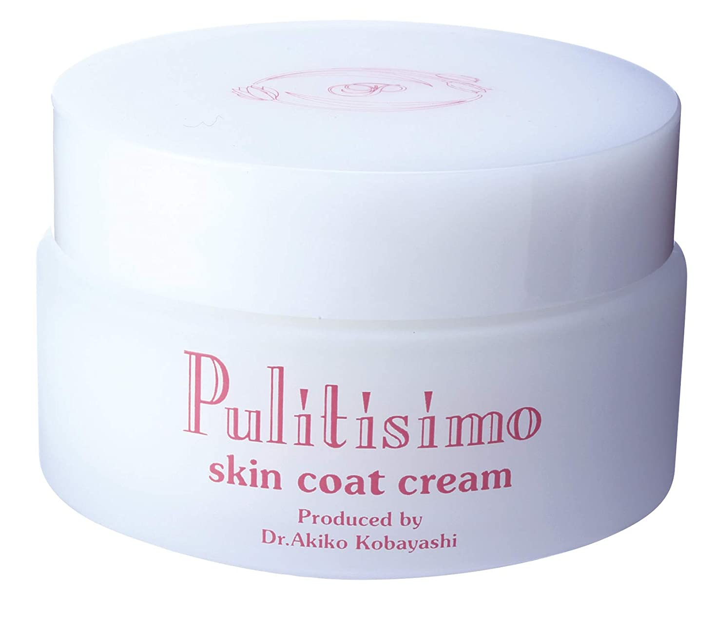 厚さ表向き非公式保湿クリーム プリティシモ スキン コート クリーム 敏感肌でも安心。ドクターズコスメ