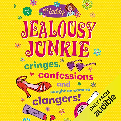 Jealousy Junkie     Cringes, Confessions and Caught-on-Camera Clangers!              By:                                                                                                                                 Carrie Bright                               Narrated by:                                                                                                                                 India Fisher                      Length: 2 hrs and 37 mins     Not rated yet     Overall 0.0