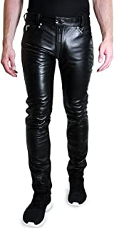 Bockle 1991 G-Zip Gay Leather Pants Trausers