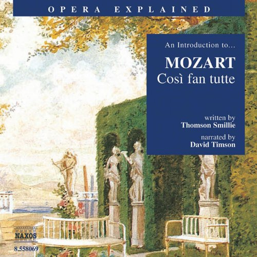 Mozart: Così Fan Tutte audiobook cover art