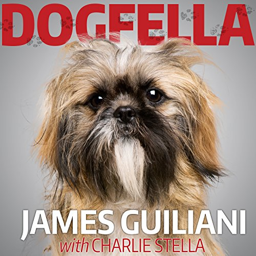 Dogfella audiobook cover art