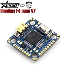 Airbot Omnibus F4 Nano v7 AIO Flight Control for FPV Based on F405 MCU Supports 6X UART for Quadcopter Drone leaco