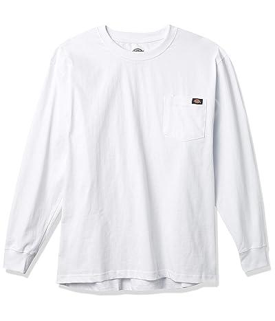 Dickies Big Tall Long-sleeve Heavyweight Crew-neck T-shirt