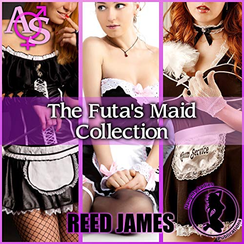 The Futa's Maid Collection audiobook cover art