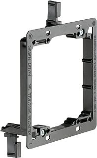 Arlington LV2 Low Voltage Mounting Bracket, 2-Gang, (2-Pack)