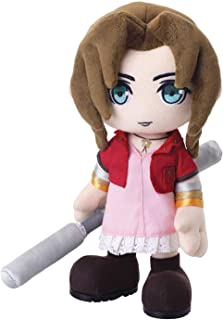 Square Enix Final Fantasy VII: Aerith Gainsborough Plush Action Doll
