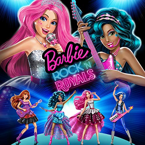 Barbie in Eine Prinzessin im Rockstar Camp (Original Motion Picture Soundtrack)